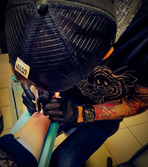 Tatoo (melimage) Tags: tatoo tatouage samsungs7