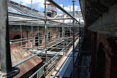 scaffolding, scaffold, superior scaffold, 215 743-2200, philadelphia, pa, de, md, nj, new jersesy, shoring, renovation, masonry, construction, divine lorraine, 242 (Superior Scaffold) Tags: scaffolding scaffold rental rent rents 2157432200 scaffoldingrentals construction ladders equipmentrental swings swingstaging stages suspended shoring mastclimber workplatforms hoist hoists subcontractor gc scaffoldingphiladelphia scaffoldpa phila overheadprotection canopy sidewalk shed buildingmaterials nj de md ny renting leasing inspection generalcontractor masonry superiorscaffold electrical hvac usa national safety contractor best top top10 electric trashchute debris chutes divinelorraine netting
