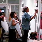 Brooks Hall: Students Display works of Design
