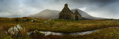 Suisnish ruins (Ludovic Cadet Photo) Tags: isleofskye scotland panorama ruins suisnish ecosse panoramic highlands landscape paysage