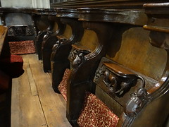 Misericords at St Mary's Fairford (Kniphofia) Tags: misericords stmarysfairford