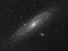urban imaging ... Andromeda from city skies (write_adam) Tags: light sky urban night dark stars spiral skies candy space observatory telescope andromeda galaxy astrophotography m31 pollution astronomy imaging ha alpha heavens takahashi 85 astronomia hydrogen celestial polluted wsg celestia 583 qsi 8300 fsq skywatcher edx eq6 heq6