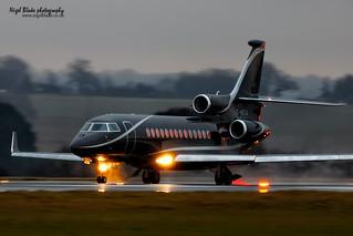 G-VITA  Dassault Falcon 7X cn 105