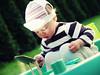 Full focus (Bąku) Tags: portrait children child play olympus e1 zuiko sandpit