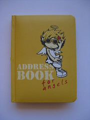 Christmas Calendar, Gift 17 (ONE by one) Tags: angel nici addressbook angeldevil gift17 nicichristmascalendar item30179