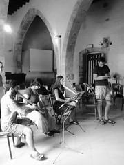 Rehearsal Sala Gotica