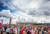 'We lit the flame and lit up the world' (Jeremy Vickers Photography) Tags: people sculpture london tower history clouds athletics stadium dramatic event busy olympics olympicpark crowds stratford london2012 supersaturday canonefs1755mmf28isusm canoneos40d