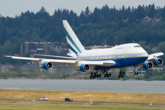 VP-BLK (sabian404) Tags: las vegas plane portland airplane airport aviation corporation international sp pdx boeing sa