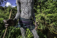 Body painting of a young Mursi tribe (anthony pappone photography) Tags: africa travel portrait art digital canon painting children photography photo paint foto child image body african picture culture portraiture afrika enfants fotografia ethiopia mursi reportage photograher afrique bambino eastafrica phototravel etiopia etnic whiteclay  etnico caly ethiopie etiope etnia  etnica afryka  childrentravel etiopija portraitsofchildren mursitribe  etiopien etipia  africantribe  etiopi      mursy  childrenbestphotos