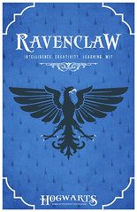 Ravenclaw House Poster (liquidsouldesign) Tags: school house sport movie book heraldry geek witch wizard humor potter harrypotter ron hogwarts seeker witchcraft vector hermione slytherin granger hallows voldemort jkrowling dumbledore hufflepuff dracomalfoy gryffindor wizardry broomsticks ravenclaw deathly liquidsouldesign