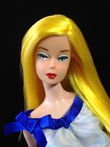 OOAK repro Color Magic Barbie wearing LIV SAIL AWAY fashion