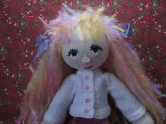 A&CDollTwo13 (toureasy47201) Tags: doll handmade knit yarn knitteddolls arnecarlos