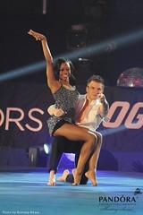 Gabrielle Douglas and Jonathan Horton