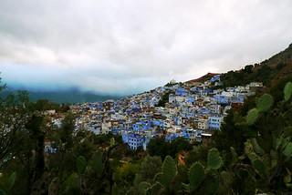 Chaouen-village