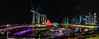 s The Float Panaromic (Andrew JK Tan) Tags: travel skyline nikon singapore cityscape nightscape skyscrapers helix mbs d800 skypark marinabay thefloat marinabaysands wishingspheres