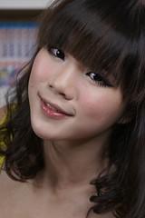 _DSC5554 (rickytanghkg) Tags: portrait woman cute girl beautiful beauty lady female studio asian model pretty chinese young belle