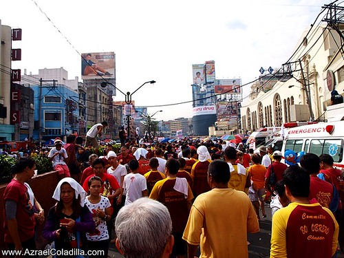 Feast of Black Nazarene 2013