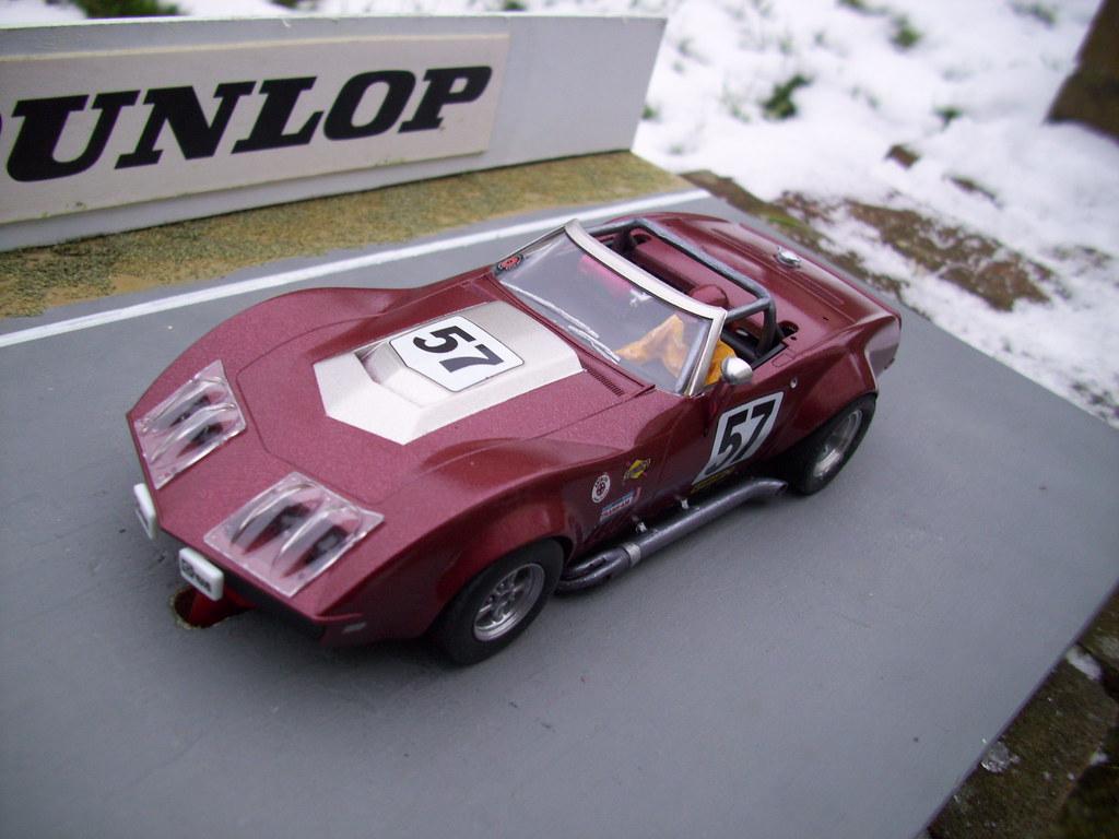 Mrrc cobra slot car