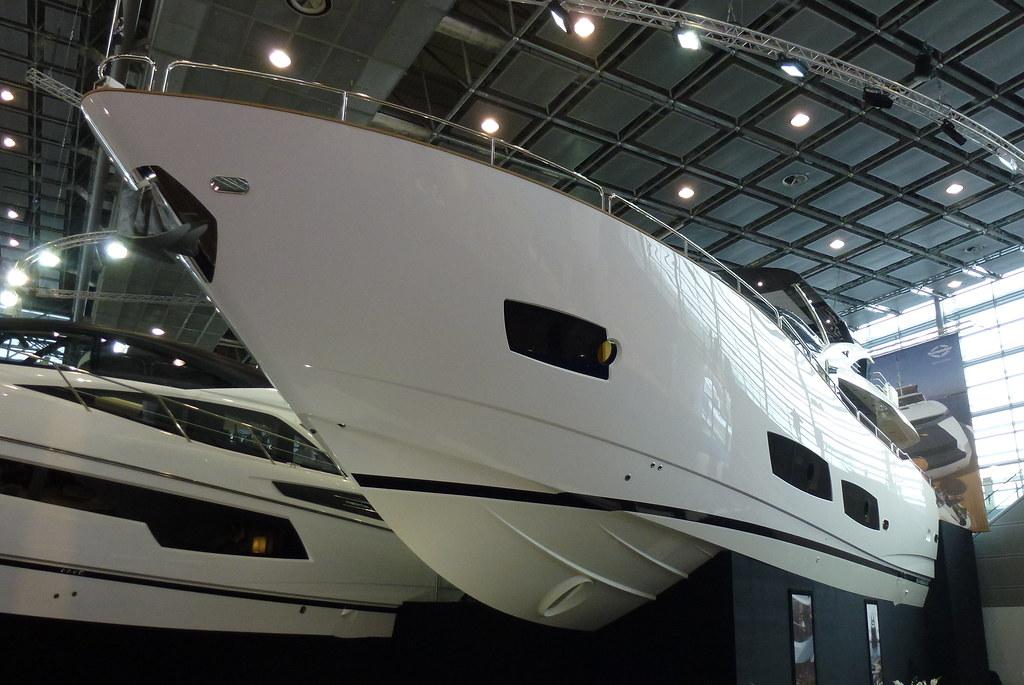 Sunseeker 28 Metre Dusseldorf Boat Show
