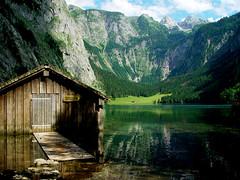 Lago Obersee (manolovega) Tags: alpes canon lago austria tirol embarcadero obersee 40d canon40d manolovega