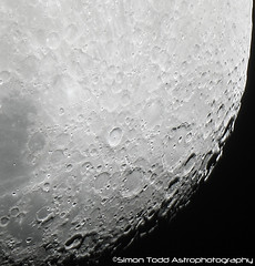 Moon Craters - Crater Tycho (Astronomy Now) Tags: moon photoshop canon craters astrophotography astronomy dslr lunar registax irishastronomy 40d astrotech dslrastrophotography backyardeos dslrimaging