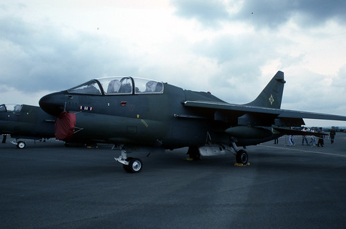 A-7K Corsair II: 80-290 New Mexico ANG RAF Fairford 1987