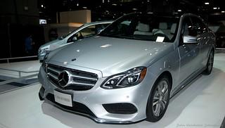 2013 Washington Auto Show - Lower Concourse - Mercedes-Benz 5 by Judson Weinsheimer