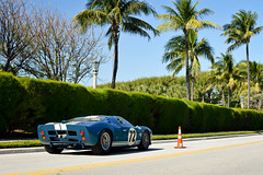 1964 Prototype GT/104 (Matthew C. Photography) Tags: street classic ford beach race racecar palm prototype gt40 cavallino 2013 gt104