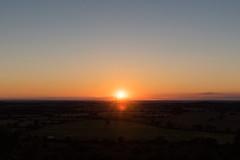 DAN_2677 (dan_c_west) Tags: sunset lens landscape nikon flare d750 warwickshire