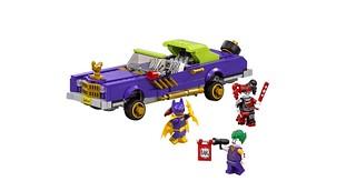 The LEGO Batman Movie - The Joker Lowrider