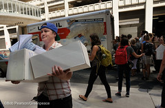 Delivering Petitions (Greenpeace USA 2016) Tags: colorado ban fracking petition truck delivery fossilfuel oil gas denver coalition