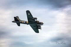 Boeing B-17F Flying Fortess aka The Memphis Belle (clive_metcalfe) Tags: memphisbelle boeing b17f flyingfortress wwii ww2