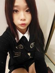 10294511_773860279299093_8794600039178323702_n (Boa Xie) Tags: boa boaxie yumi sexy sexygirl sexylegs cute cutegirl bigtits taiwanesegirl