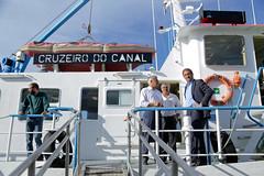Pedro Passos Coelho em visita aos Açores