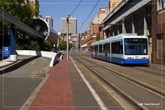 Transdev 2103   Sydney (AU)   26-02-2011 (Freek1985) Tags: sydney australia variotram transdev lightrail monorail adtranz stadler bombardier l1 dulwich