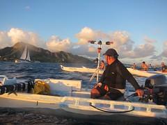 IMG_6845 (nautical2k) Tags: waikikibeachboys paddling outrigger canoe diamondhead honolulu oahu