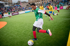 Homeless World Cup 2016 (Homeless World Cup Official) Tags: hwc2016 homelessworldcup aballcanchangetheworld thisgameisreal streetsoccer glasgow soccer mexico brazil final action scotland