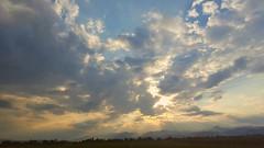 Sky (andreea_mihailiuc) Tags: sky blue yellow explore