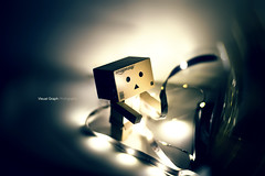 The aventures of Boxy (cline._.photographie) Tags: danboard danbo japanese figure amazon nikon nikond600 photography photo photographie photographer 18 50mm toys cute amazing light