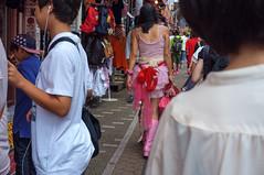 street/harajuku/tokyo (osanpo_traveller) Tags: japan tokyo harajuku street fujifilm x100 tclx100