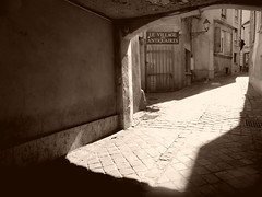 Antiquaires    Antique dealer (alainpere407) Tags: alainpere versailles sepia antiquaires antique shop magasin ngc