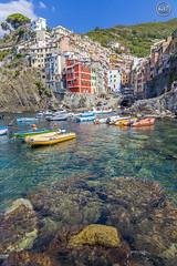 5 terres Riomaggiore (apparencephotos) Tags: cinquesterres 5terres riomaggiore ialien italie dolcevita