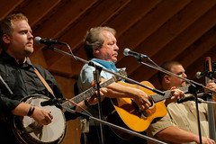 Trio - Keith, Russell, & Jerry (joeldinda) Tags: city milan michigan 2016 milanbluegrassfestival kccampground 3230 august iiirdtymeout bluegrass band nikon nikond500 d500