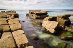 Coast (laurie.g.w) Tags: coastal rocks norah head nsw central coast shoreline water ocean jointing geology