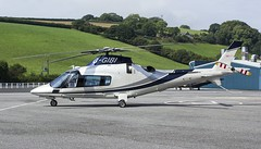 G-GIBI Agusta A109 @ Castle Air Charters Ltd, Liskeard, Cornwall. (Cornish Aviation) Tags: gdvip g hrdb ggibi gzipe agusta a109 castle air charters ltd liskeard cornwall heliport helicopter helipad helicopters airfield aviation rotor aerospace travel transport flying flight