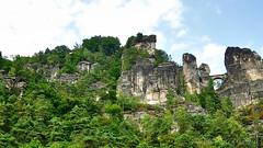 Da oben ist die Bastei - Schsische Schweiz - 2 (JeanM.DD) Tags: europa europe germany deutschland sachsen schsische schweiz bastei felsen canon powershot g15 outdoor landschaft hgel
