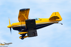 Pitts S-2S (rmssch89) Tags: aerobatics propeller piston small maneuver airplane aircraft fly fast demonstration