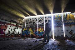 krime irot (eb78) Tags: eastbay urbanexploration ue urbex oakland westoakland abandoned graffiti krime irot ca california