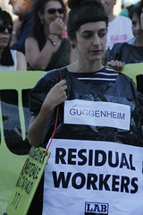 _MG_6427 (txengmeng) Tags: guggenheim museum museoa bilbao bilbo baskenland streik greba huelga
