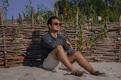 (rozhansky) Tags: 600d russia canon face people portrait outdoor man boy rayban look summer summerlook sea onthesea nature 50mm ef50mm ef50mmf18ii f18ii lightroom beach
